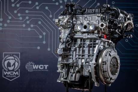 Motor Firely número 500.000: três cilindros 1.0 com bloco de alumínio.