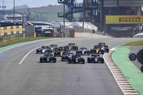 Mugello proporcionou à F1 a chance de uma bela corrida