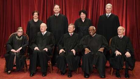 RBG se tornou a voz mais dissonante da Suprema Corte dos Estados Unidos