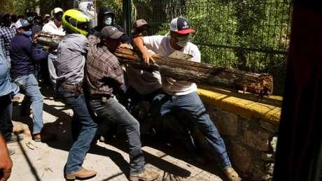 Governo mexicano expressou preocupação com reação dos EUA a Chihuahua no caso de o México não cumprir sua parte do tratado