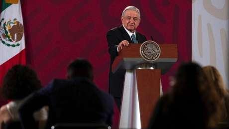 Presidente mexicano pediu a fazendeiros de Chihuahua que confiem na garantia de água para irrigação