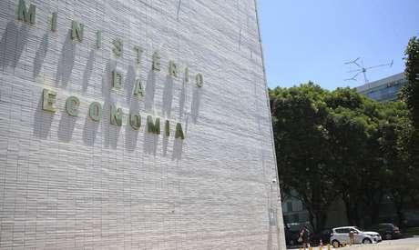 O Ministério da Economia, emBrasília