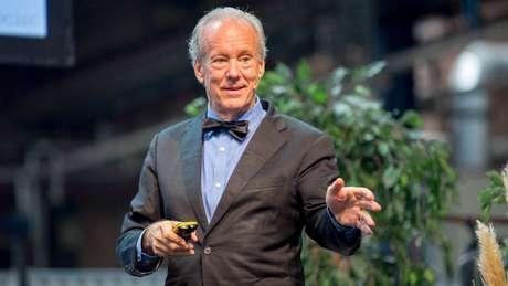 McDonough, eleito 'herói do planeta' pela revista 'Time', vai participar da 'Virada Sustentável' de SP
