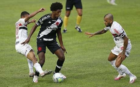 O atacante Talles Magno tem sido melhor marcado nesta temporada (Foto: Rafael Ribeiro / Vasco)