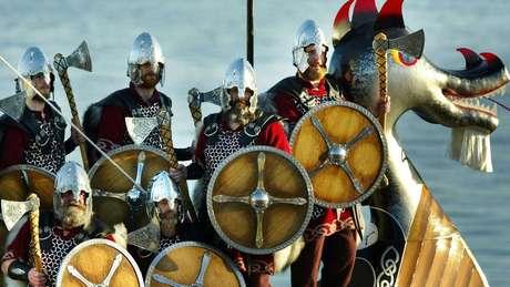 Grande maioria dos vikings era jovens