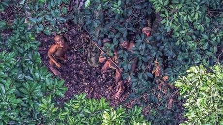 Acredita-se que a região amazônica seja o lar da maioria das tribos isoladas do mundo