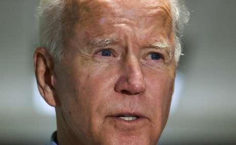 Candidato democrata à eleição presidencial dos EUA em novembro, Joe Biden. 18/9/2020. REUTERS/Jonathan Ernst