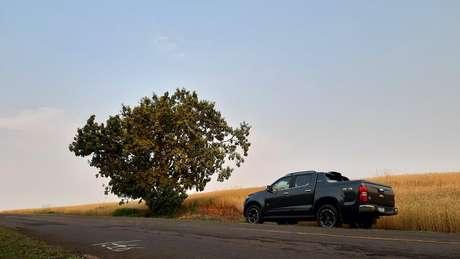 Bonita e com um visual diferenciado, S10 High Country dá status no interior do país.
