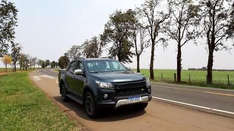 Chevrolet S10 High Country: 1.500 km passando por vários tipos de estrada.