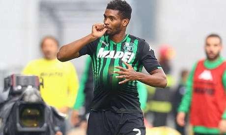 Marlon chegou ao Sassuolo em 2018. Na última temporada, fez 23 partidas pelo clube italiano (Foto: Divulgação)