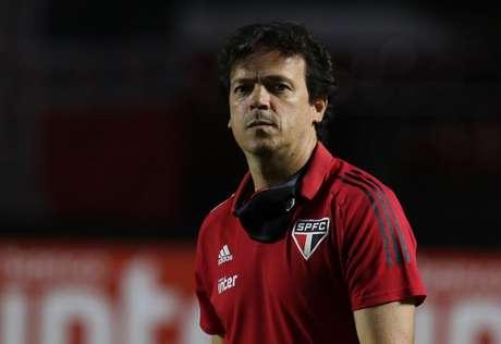 São Paulo de Fernando Diniz está em uma situação incômoda na Copa Libertadores (Rubens Chiri/saopaulofc.net)