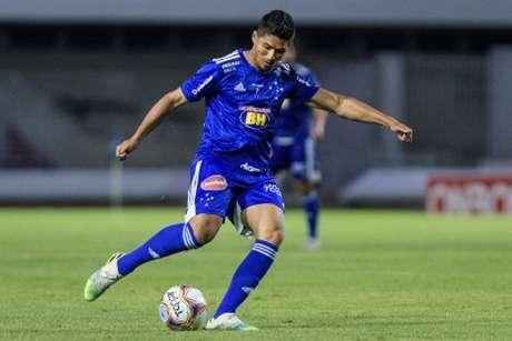 Daniel já foi liberado e fez sua estreia pelo Cruzeiro contra o CSA, na noite de sábado, 19 de setembro-(Gustavo Aleixo/Cruzeiro)