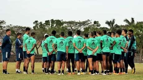 Atividade do Flamengo marcada para este domingo foi cancelada (Foto: Flamengo)