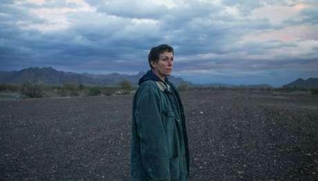 Frances McDormand em 'Nomadland' (2020)