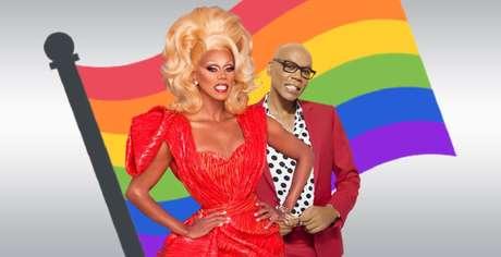A criatura e o criador: RuPaul abriu caminho para as drag queens na TV e colaborou para o fortalecimento de grupos LGBTQIA+