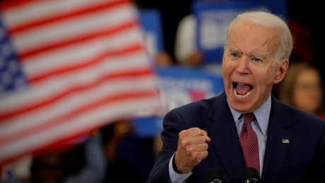 Joe Biden caracterizou Trump como um 'piromaníaco climático'
