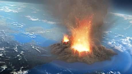 Este episódio desencadeou a 'era dos dinossauros', que durou 165 milhões de anos