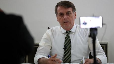 Bolsonaro grava vídeo em foto de 2019; discurso de abertura da Assembleia Geral da ONU também será gravado, por conta da pandemia de coronavírus