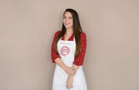 Anna Elisa tem 30 anos e cozinha desde que era criança, por influência da avó.