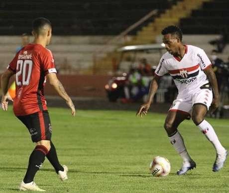 Brasil de Pelotas venceu o Botafogo-SP