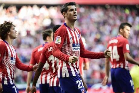 Morata deixará o Atlético de Madrid (Foto: AFP)