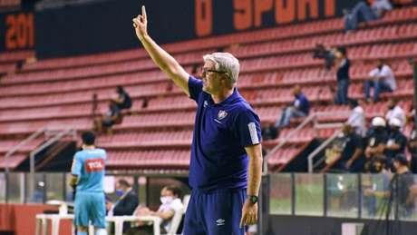 Odair classificou o resultado contra o Sport como injusto diante do que as equipes apresentaram em campo (Mailson Santana/Fluminense)