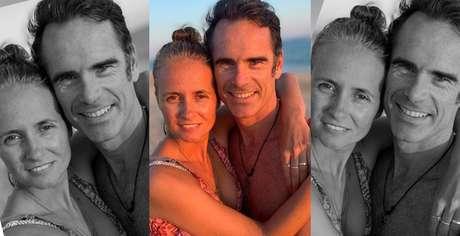 Anna Westerlund e Pedro Lima foram casados por 20 anos