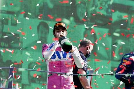 Lance Stroll faz bom ano na F1, mas segue altamente criticado