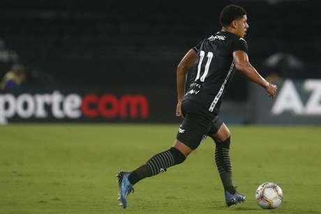 Luís Henrique em ação pelo Botafogo (Foto: Vítor Silva/Botafogo)