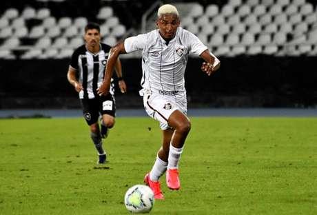 Marcos Paulo em ação pelo Fluminense (Foto: MAILSON SANTANA/FLUMINENSE FC)