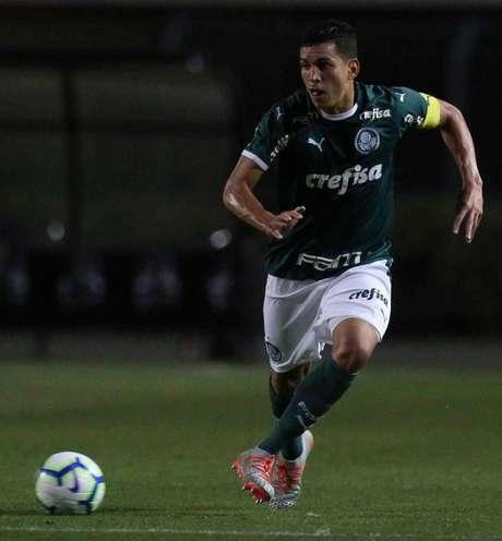 Renan Vitor tem 18 anos e está na lista da Copa Libertadores (Foto: Divulgação/Palmeiras)