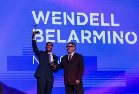 Wendell Belarmino, atleta revelação (Foto: Ale Cabral/CPB)