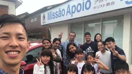 """""""Eu me encontrei. Estudei a Bíblia, fiz cursos, retiros"""", diz Sergio Akira Kawamoto"""