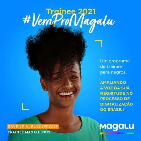 Anúncio do primeiro processo seletivo exclusivo para admissão de trainees negros pelo Magazine Luiza gerou polêmica nas redes sociais