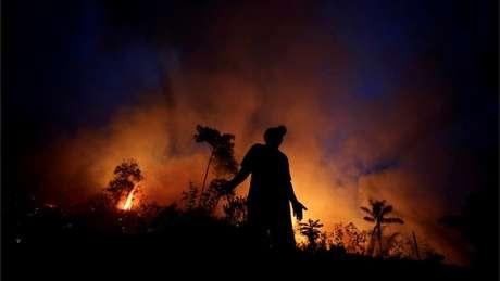 Política ambiental do Brasil tem sido criticada internacionalmente