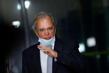 Ministro da Economia, Paulo Guedes 11/08/2020 REUTERS/Adriano Machado
