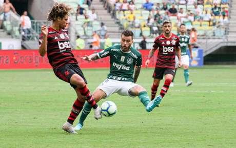Palmeiras x Flamengo não deve ser adiado, mesmo com pedido do Fla (Foto: Peter Leone/Ofotografico/Lancepress!)