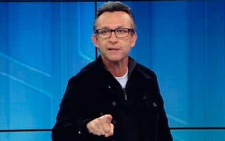 """Neto diz que São Paulo """"está virando chacota"""" após derrota de 4 a 2 na Libertadores para LDU (Foto: Reprodução)"""