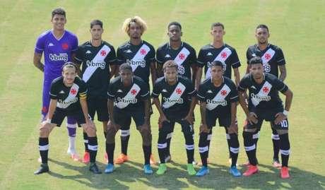 Sub-20 do Vasco terá jornada dupla (Foto: Marcos Faria/Divulgação)