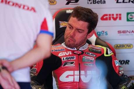 MotoGP 2020 Espanha Jerez Sábado LCR Cal Crutchlow