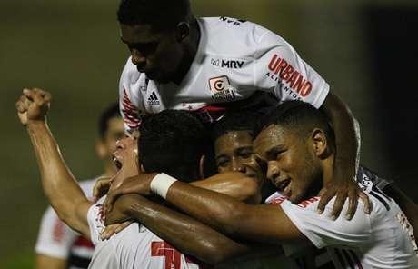 Copa São Paulo foi a última competição do clube (Foto: Rubens Chiri/São Paulo)