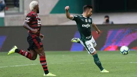 Palmeiras x Flamengo está marcado para este domingo (27), no Allianz Parque (Foto: Cesar Greco/Palmeiras)