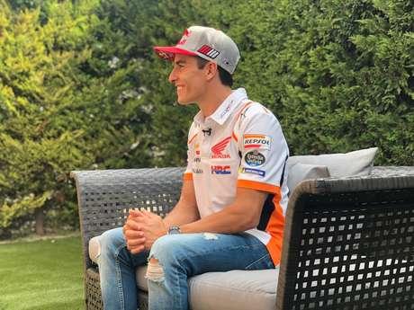 Marc Márquez avaliou que a Honda tem uma estratégia que funciona na MotoGP