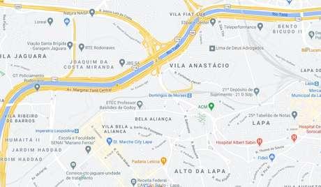 Google Maps vai mostrar áreas com mais casos novos de covid-19