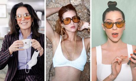 Óculos das famosas (Foto: Instagram/Reprodução)