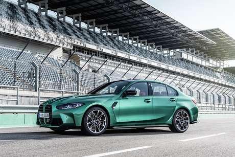 Nova geração do BMW M3 Sedan estreia em março de 2021; carro foi lançado há 35 anos.