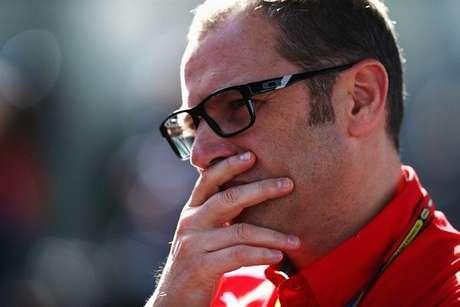 Stefano Domenicali será o novo chefão da F1
