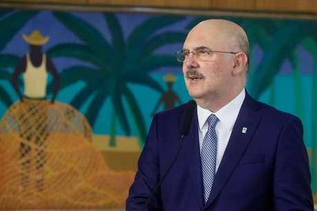 Milton Ribeiro, Ministro de Estado da Educação