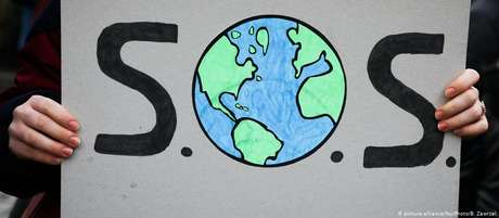 Paralização é mais uma tentativa de transmitir a simples verdade de que só temos um planeta