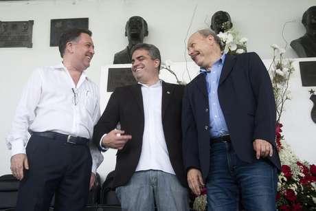 Marcelo Teixeira deixou a presidência do Santos em 2009 (Foto: Ivan Storti/Santos FC)